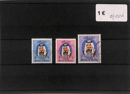 NB - [111738]TB//O/Used-Emirats Arabes Unis  - Qatar, Célébrités - Other
