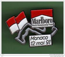F1 *** GP MONACO 1991 *** MARLBORO *** 2109 - Car Racing - F1
