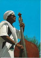 Afrique. CPM. Soudan. Visages Du Sudan (Scenes From Sudan) (Immagini Del Sudan) (animée, Musicien) - Sudan