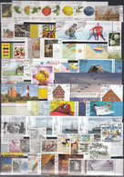 BRDJahrg.2010, Gestempelt, Nassklebend Kompl: 2768-76, 2781-Bl77, 2794-98, 2800-06, 2809-15, 2817-21, 2823-26, 2829-34 - Used Stamps