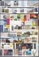 BRD Jahrgang 2011, Gestempelt, Nassklebend Komplett: 2835-2842, 2844-47, 2852-55, 2857-2862, 2864-68, 2870-73, 2877-99 - Used Stamps