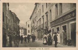 Veneto - Vicenza - Bassano Del Grappa -Via B. Cairoli  - - Vicenza