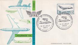 1965 Journée De L'aerophilatelie - Andere