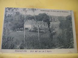 24 2067 INCONNU SUR DELCAMPE. CPA 1905 - 24 LE JARRY PRES LA BACHELLERIE. - Otros Municipios
