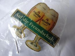 """Bier-Pin: """"Holsten Pilsner"""" Holsten Brauerei, Schleswig-Holstein, OVP - Birra"""