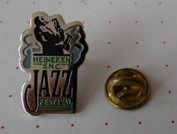 """Bier-Pin: """"Heineken"""" Snc Jazz Festival In San Sebastian, Spanien - Birra"""