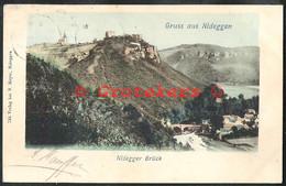 NIDEGGEN Nidegger Brück 1900  (mit Mi 55 2x) - Dueren