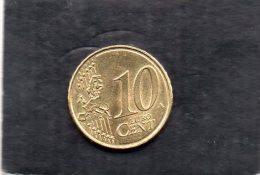 PIECE DE 10 CT D' EURO  FRANCE 2011 - France