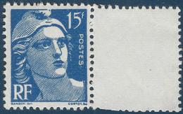 France Marianne De Gandon N°886** Faux Pour Servir Bord De Feuille Très Très Rare !!! Signé Calves - 1945-54 Marianne (Gandon)