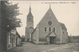 CPA - Environs De Chartres - Lèves - L'Eglise - Chartres