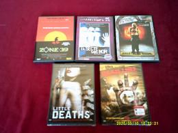 LOT DE 5 DVD °   Pour 10 Euros  REF  BOBOSS 2 - Collections & Sets