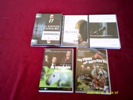 LOT DE 5 DVD POUR 20 EUROS  °   REF  0 3 - Collections & Sets