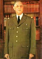 """"""" DE GAULLE """" Sur Carte Commémorative De 1971 Obl. PARIS N° YT 1698A. Voir Les 2 Scans. Parfait état. CM - De Gaulle (Generale)"""