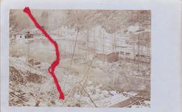 ( 55 ) -  ARGONNEN ARGONNES TOTER MANN -MÜHLE Carte Photo Allemande 1° Guerre - Other Municipalities