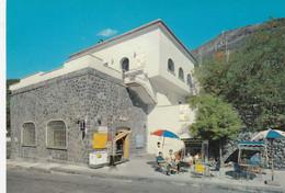 VESUVIO-NAPOLI-INSEGNA=SALI E TBACCHI=-CARTOLINA VERA FOTOGRAFIA- NON VIAGGIATA -1970-1980 - Napoli (Naples)