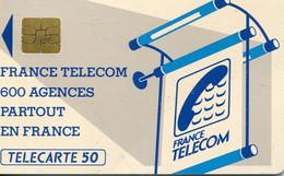 TELECARTE  France Telecom  50 UNITES. - Telecom Operators