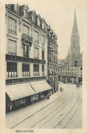 "CPA FRANCE 68 ""Mulhouse"" / JUDAICA - Mulhouse"