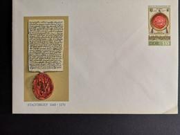 East Germany DDR 825 Jahre Leipziger Messe Ganzsache Stadtbrief 1990 - Umschläge - Ungebraucht