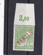 Berlin,  Nr. 24**, Geprüft Schlegel, BPP (T 20491) - Ongebruikt
