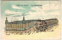 B5MD 1643 CPA - VUES DE PARIS - LA SAMARITAINE - Other Monuments