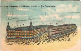 B5MD 1644 CPA - VUES DE PARIS - LA SAMARITAINE - Other Monuments