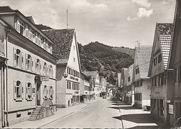 X112919 RARE ALLEMAGNE BADE BADEN WURTEMBERG ORTENAU FRIBOURG EN BRISGAU FREIBURG I. BR. OPPENAU IM SCHWARZWALD - Freiburg I. Br.