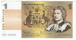 Australie - Billet De 1 Dollars - Elizabeth II - P42d - 1974-94 Australia Reserve Bank
