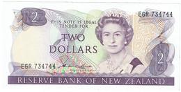 Nouvelle-Zélande - Billet De 2 Dollars - Elizabeth II - Non Daté (1981-92) - P170a - Presque Neuf - Nuova Zelanda