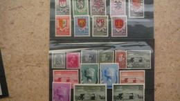 527- 546 Xx MNH 1940 Volledig Jaar - Annee Complete 22 W/v + 2 BL - Nuovi