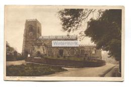 Thirsk Parish Church, Yorkshire - 1936 Used Postcard - Andere