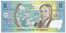 Samoa Occidentales - Billet De 2 Tala - Malietoa Tanumafili II - Non Daté (1990) - Polymère - P31e - Samoa