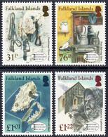 Falkland 1229/32 Historic Museum Dockyard - Non Classificati