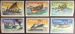 Tokelau 1983 Transport Aircraft MNH - Tokelau