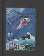 Australian Antarctic Territory  ASC 117  1998 Transport,Helicopter,Used, - Usados