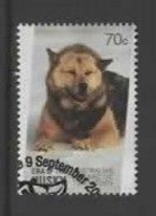 Australian Antarctic Territory  ASC 218  2014 Era Of The Husky.70c Multicolored,Used, - Usados