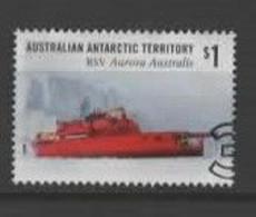 Australian Antarctic Territory  ASC 251  2018 The 30th Anniversary Of RSV Ship Aurora ,$ 1.00 Multicolored,Used, - Usados