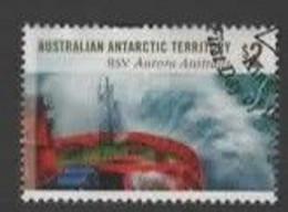 Australian Antarctic Territory  ASC 253  2018 The 30th Anniversary Of RSV Ship Aurora ,$ 2.00 Multicolored,Used, - Usados
