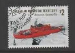 Australian Antarctic Territory  ASC 254  2018 The 30th Anniversary Of RSV Ship Aurora ,$ 2.00 Multicolored,Used, - Usados