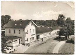 GAUTING GERMANY - BAHNHOF, RAILWAY STATION - Andere