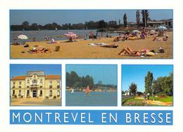 01 - Montrevel En Bresse - Multivues - Altri Comuni