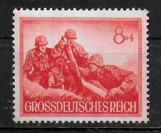 ALLEMAGNE  N° 795 * *  Militaire Guerre Mortier - WW2