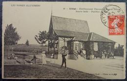 88 FRANCE Vosges - Pavillon De GOLF à VITTEL - Vittel Contrexeville