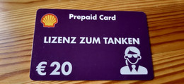 Shell Gift Card Germany - Gift Cards