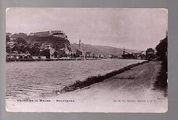 Bouvignes-sur-Meuse Vallée De La Meuse & CHICORÉE M. Knockenpoo Jambes Namur ± 1900  (2-46) - Other