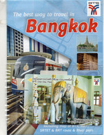 THAILAND - BTS SKYTRAIN BANGKOK - THE ROYAL ELEPHANT NATIONAL MUSEUM - MINT IN BLISTER - Andere