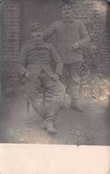 Carte Postale Photo Militaire Allemand COMINES-WARNETON-KOMEN-WAASTEN (Belgique-59-Nord-France-23 Mars 1915 Guerre Krieg - Comines-Warneton - Komen-Waasten