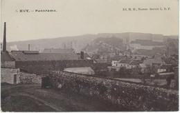 5. HUY : Panorama - TRES RARE VARIANTE -Cachet D La Poste 1908 - Hoei