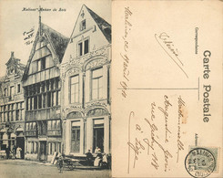 NB - [515149]B/TB//-Belgique  - Malines, Maison De Bois - Mechelen