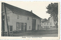 Hockai - Ferme- Restaurant Pottier - Edit. Hayet-Faymonville, Lambermont - Stavelot