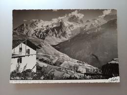 Lot De 7 Cartes Photo Noir Et Blanc Photographe Roby La Meije, Le Chazelet, L'alpe D'huez, Ventelon, Venosc, L'aLpage - Non Classés